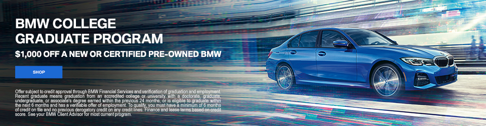 Bmw Lease Specials Finance Offers In Dallas Tx