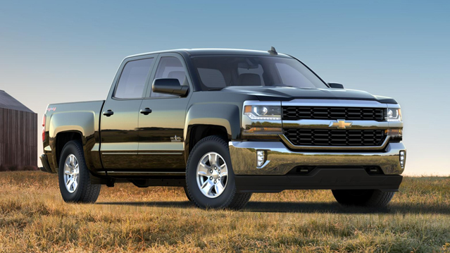 New 2018 Chevrolet Silverado 1500 Crew Cab LT Texas Edition