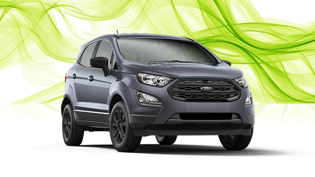 New  Ford Ecosport Se