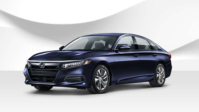 New 2018 Honda Accord LX FWD
