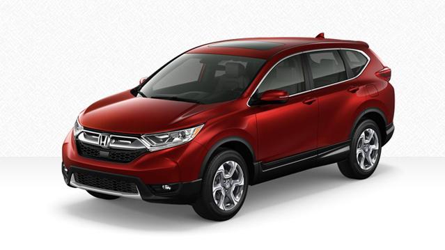 New 2018 Honda Cr V Ex 2wd Lease For