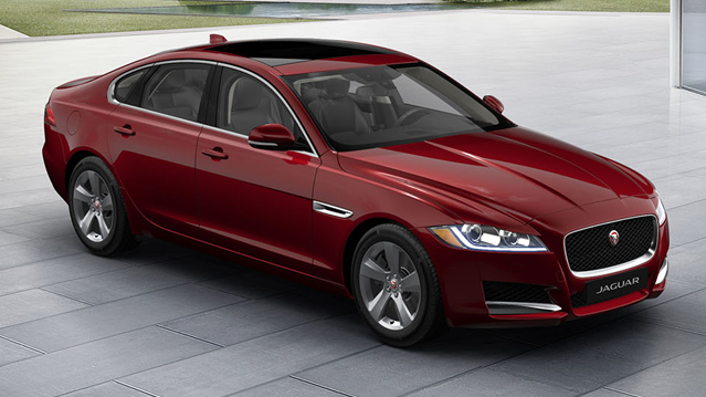 New 2018 Jaguar XF 25T PREMIUM AWD. Lease For