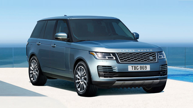 New 2018 Land Rover Discovery Hse Lease For