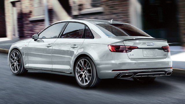 Audi Lease Specials Finance Offers