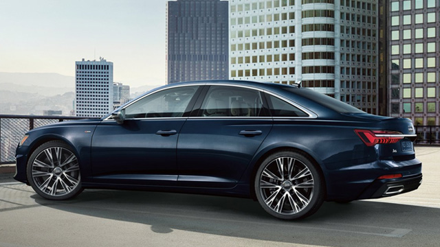 New 2019 A6 3 0t Quattro Premium Lease For