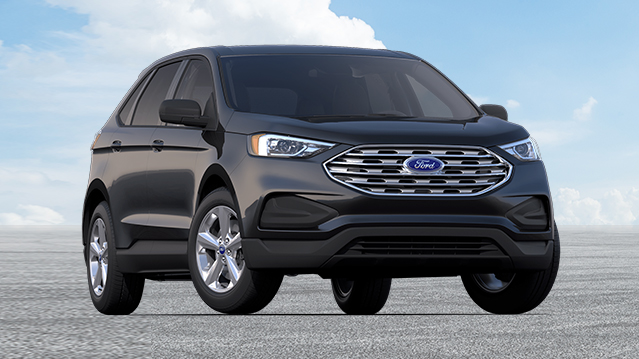New 2019 Ford Edge Sel Lease For
