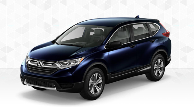 New 2019 Honda Cr V 2wd Lx Lease For