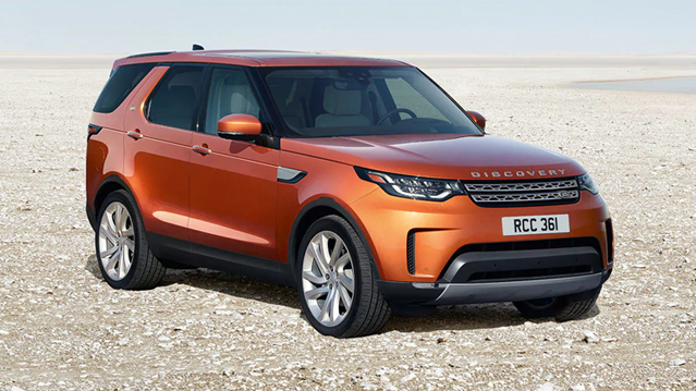 Land Rover Discovery Lease >> Land Rover Lease Specials Finance Offers Land Rover Encino