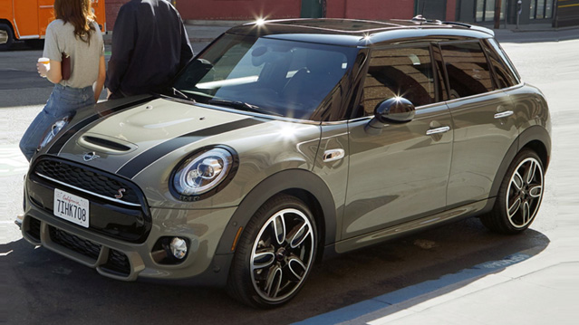 New 2019 Mini Cooper S Hardtop 4dr Lease For