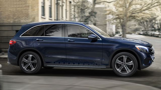 New 2019 Mercedes Benz GLC 300. Lease For